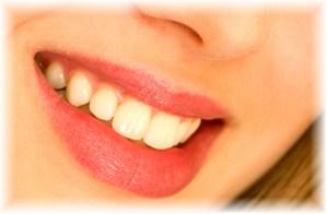 bleaching- strahlendes lächeln